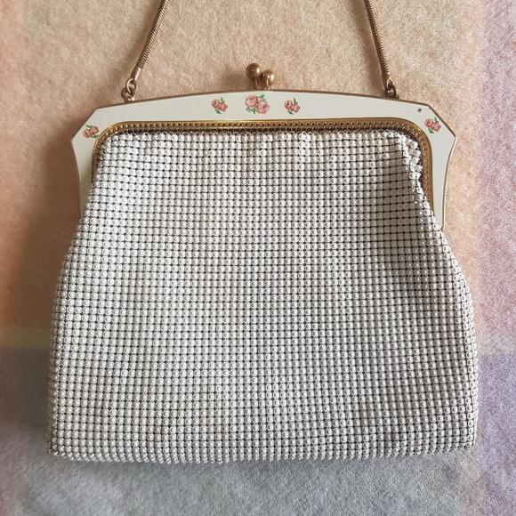 OROTON Vintage Glomesh Bag